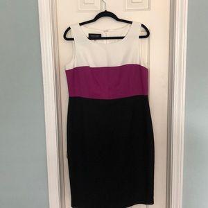 New Black Label by Evan Picone size 12 dress